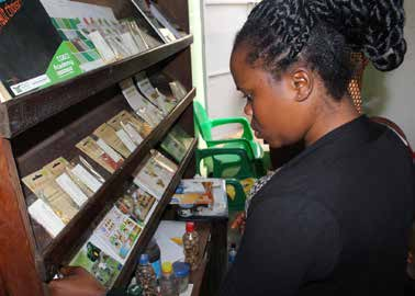 img-Women managing organic seed banks